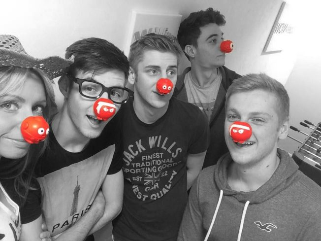 Red Nose BW2